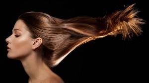 Krásné dlouhé vlasy